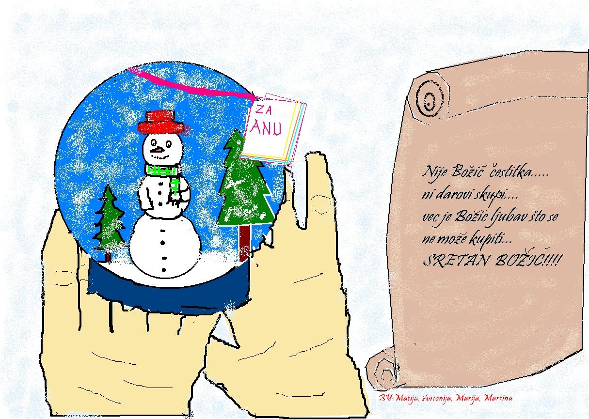 božićne čestitke tekstovi Portal za škole   Svi učenički radovi na portalu   Učeničke  božićne čestitke tekstovi
