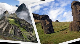Machu Picchu i Uskršnji otok