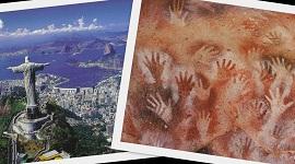 Kip Krista Otkupitelja i Cueva de las Manos