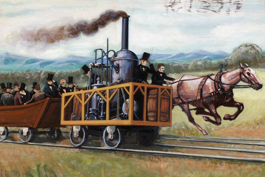 Kako je nastala prva industrijska revolucija