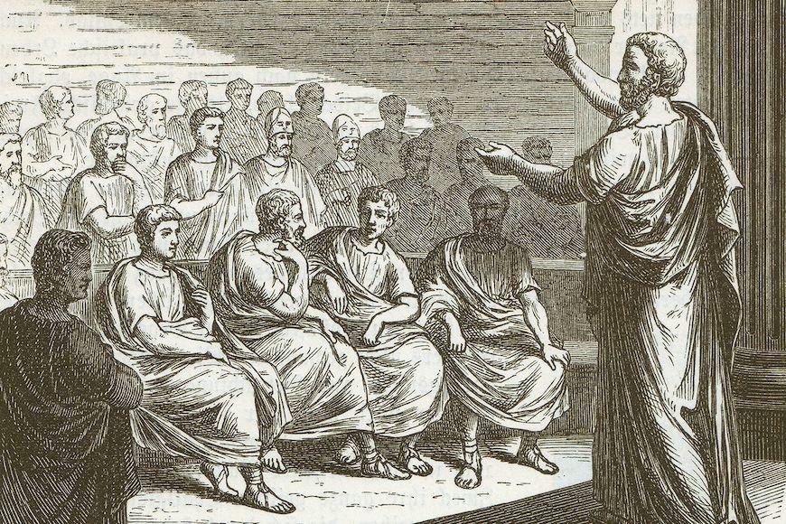 Tehnike pamćenja starih Grka