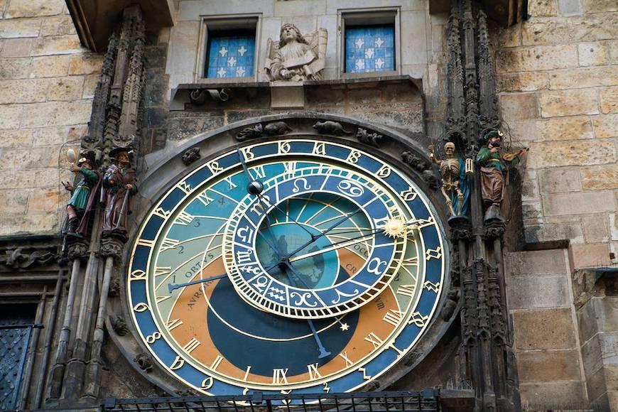 Praški astronomski sat
