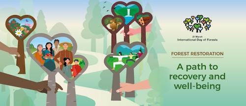 reklama za svjetski dan šuma 2021