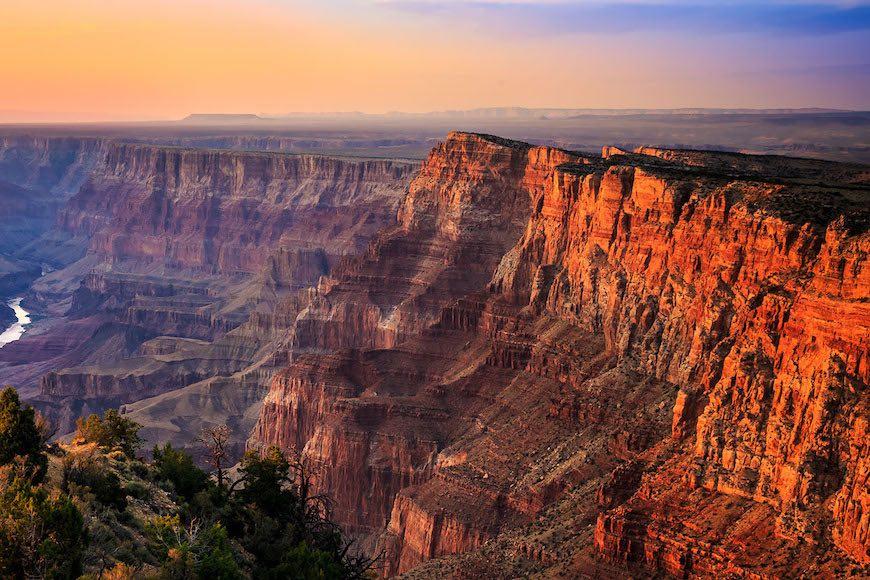 Kako je nastao Grand Canyon