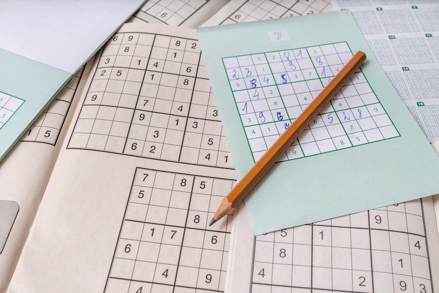 Redovito rješavanje sudokua usporava starenje mozga i do 9 godina