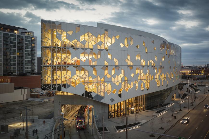 Futurističke knjižnice širom svijeta