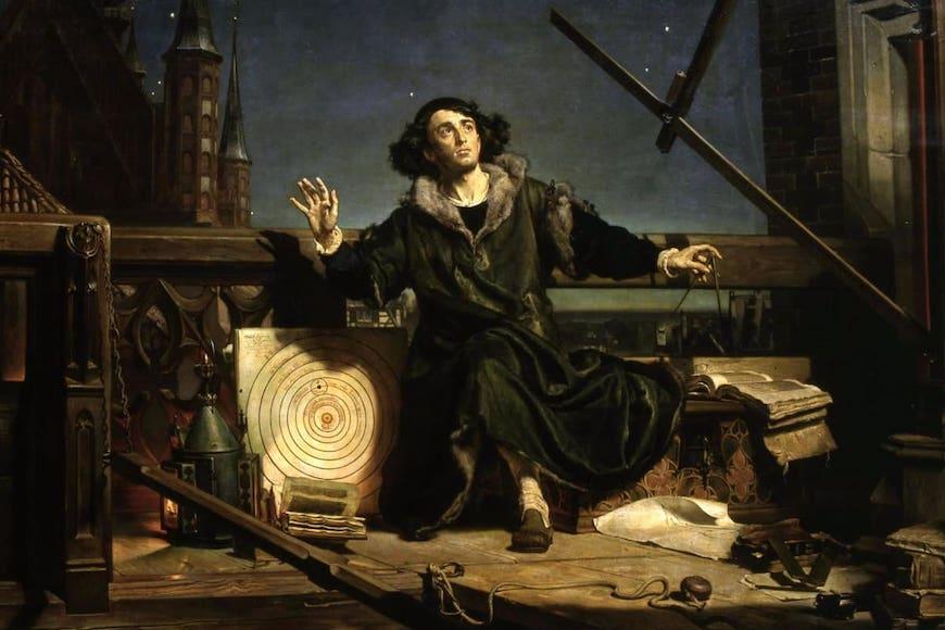 Kopernikov heliocentrični sustav
