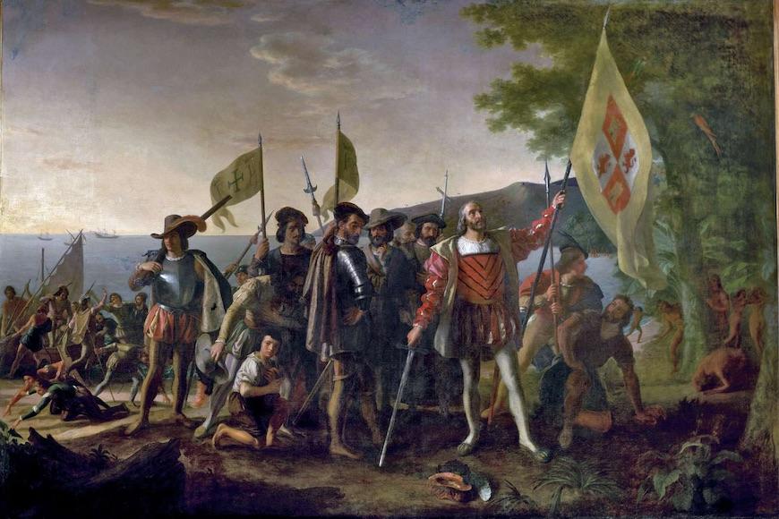Putovanja Kristofora Kolumba