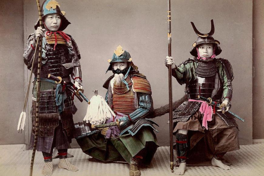 Tko su bili samuraji?