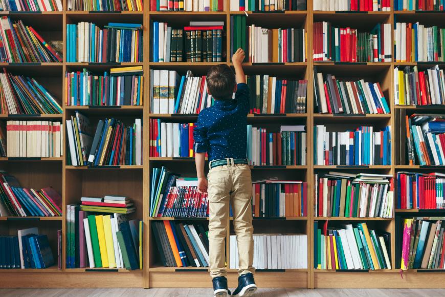 Poticanje djece na čitanje za vrijeme školskih praznika