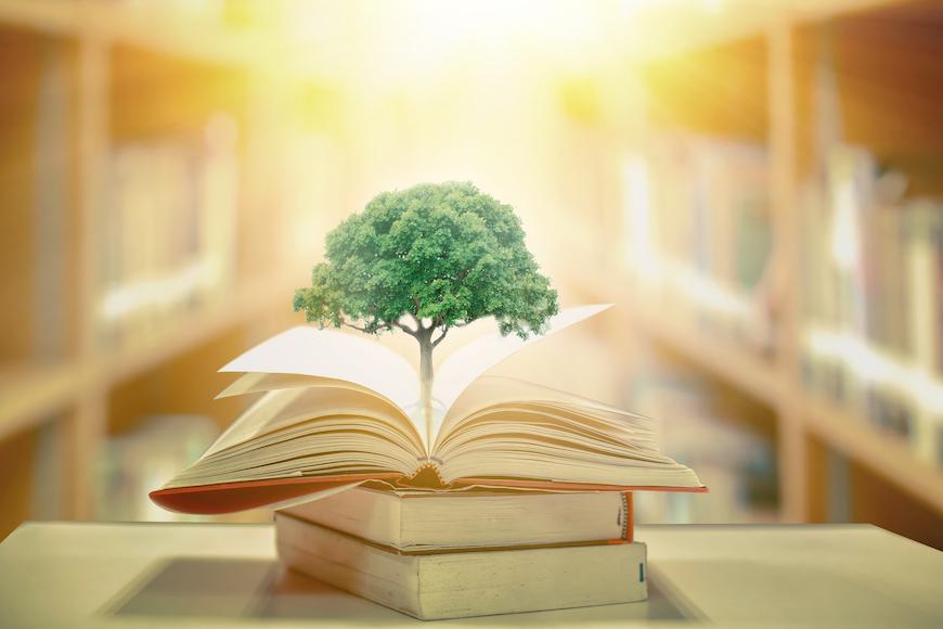 """Akcija """"Pokrenimo zelene knjižnice"""""""