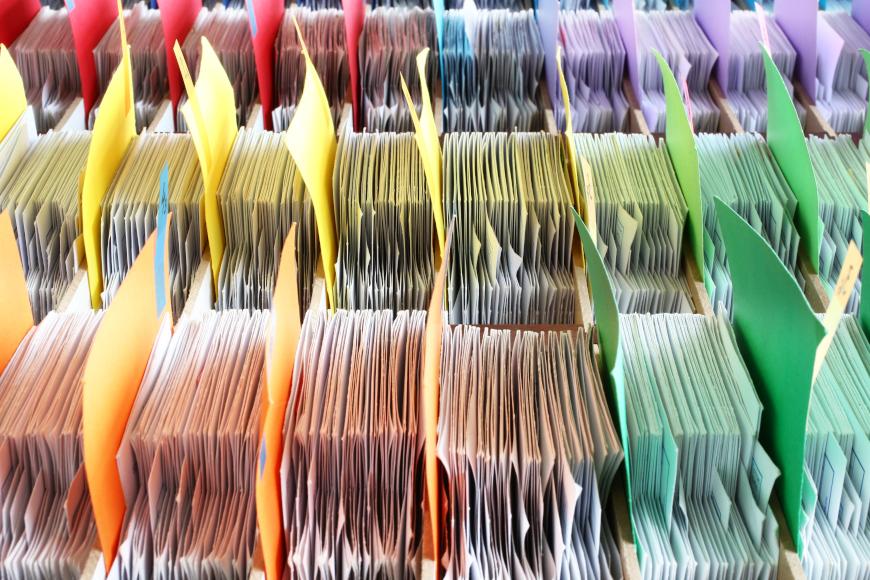 dokumenti u folderima