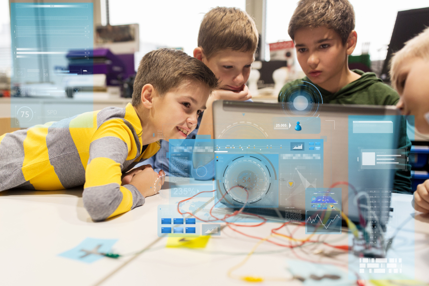 Europski tjedan programiranja u Osnovnoj školi Hugo Badalić