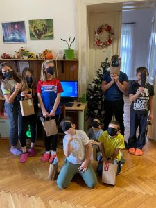 djeca u domu