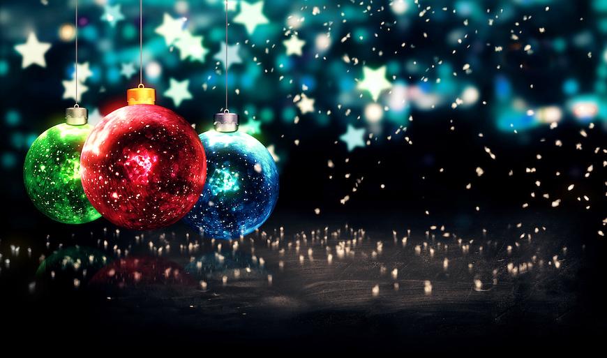 božične kuglice