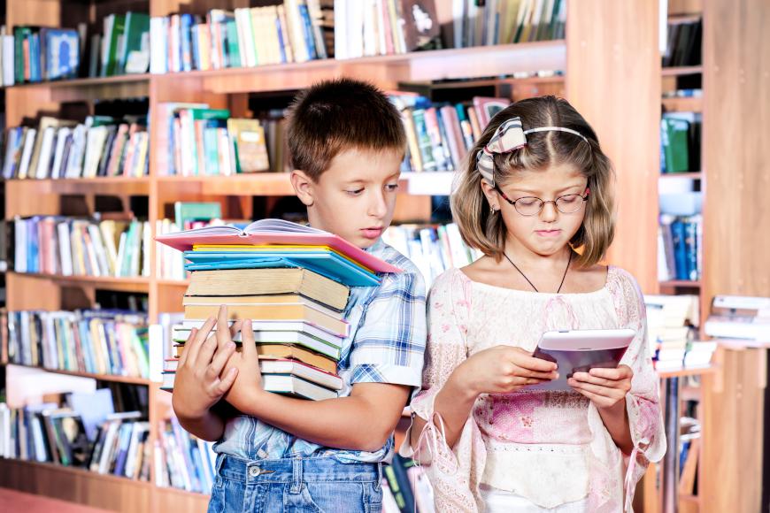 Rovinjski osnovci glasno čitali na hrvatskom i engleskom jeziku