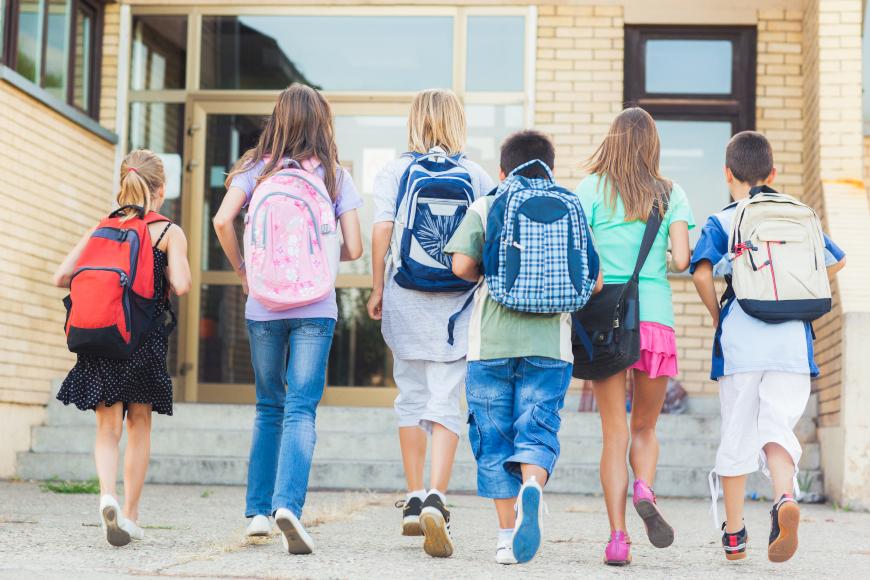 Kako pripremiti dijete za školu – ciklus predavanja Centra za roditelje