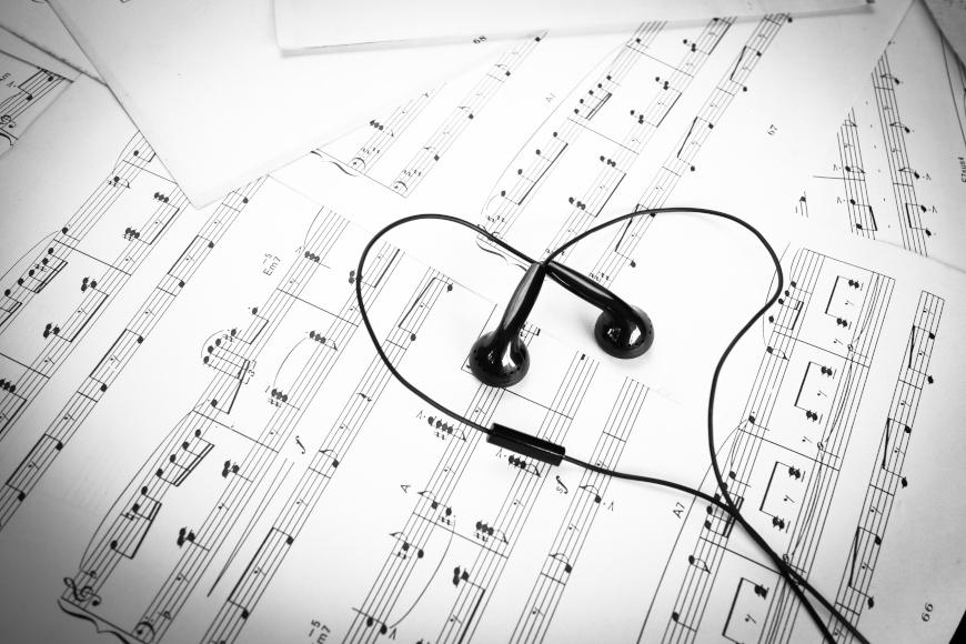 glazba i note