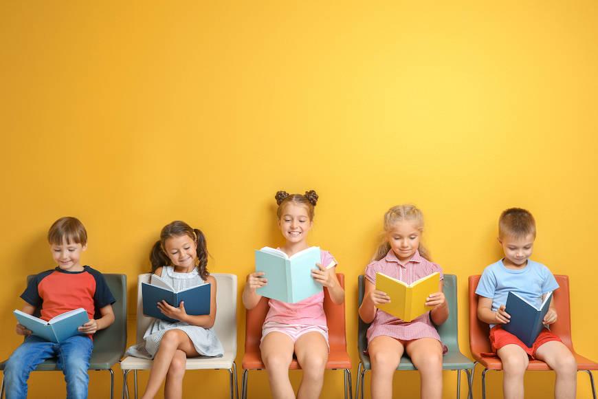djeca čitaju