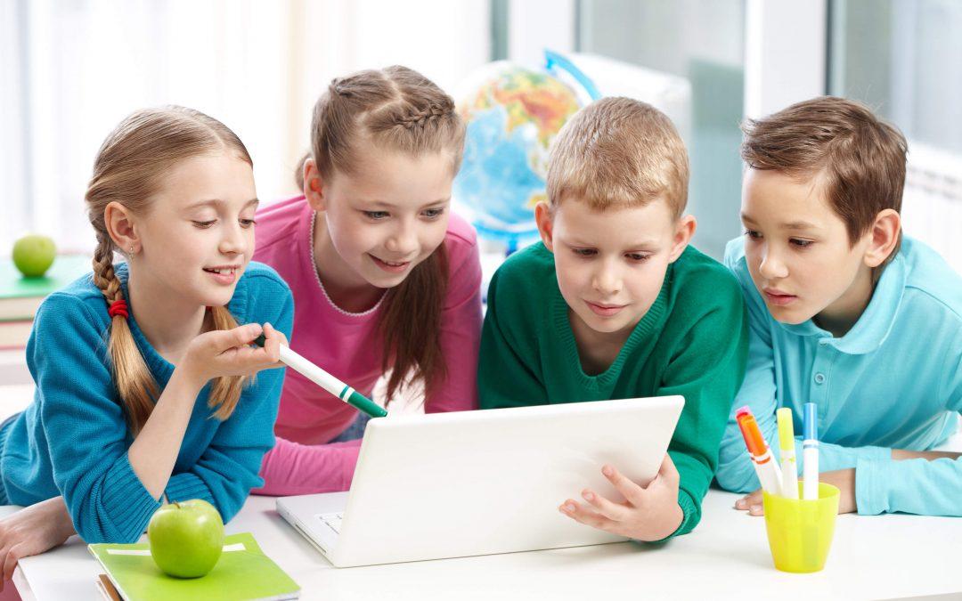 Dani medijske pismenosti u 1. a i 1. b razredu – Izradi svoju animiranu sličicu u Osnvnoj školi Siniše Glavaševića u Vukovaru