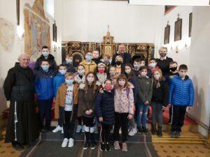 Posjet franjevačkom samostanu u Krapini