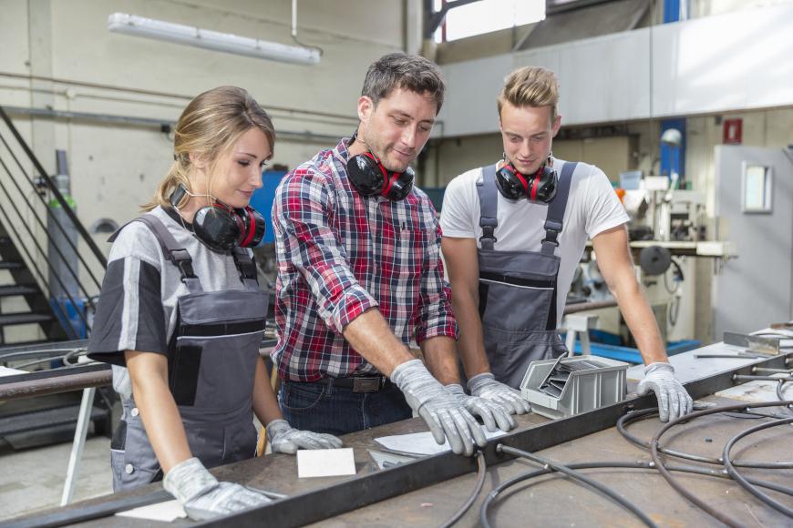 Učenici Industrijske strojarske škole sudjelovali su u WorldSkills Croatia online smotri radova učenika strukovnih škola