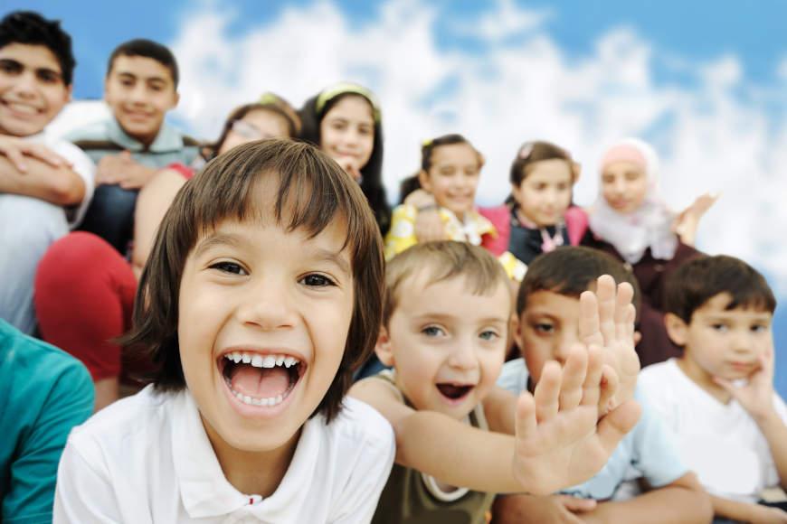 sretni učenici