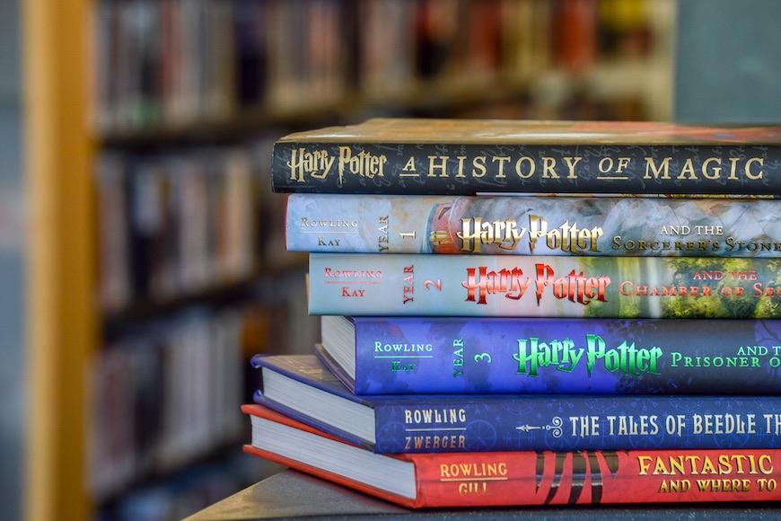 Proslava rođendana Harryja Pottera