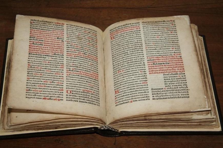 Uz 527. obljetnicu tiskanja Senjskoga glagoljskog misala
