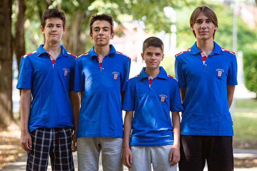 Četiri bronce za mlade hrvatske informatičare