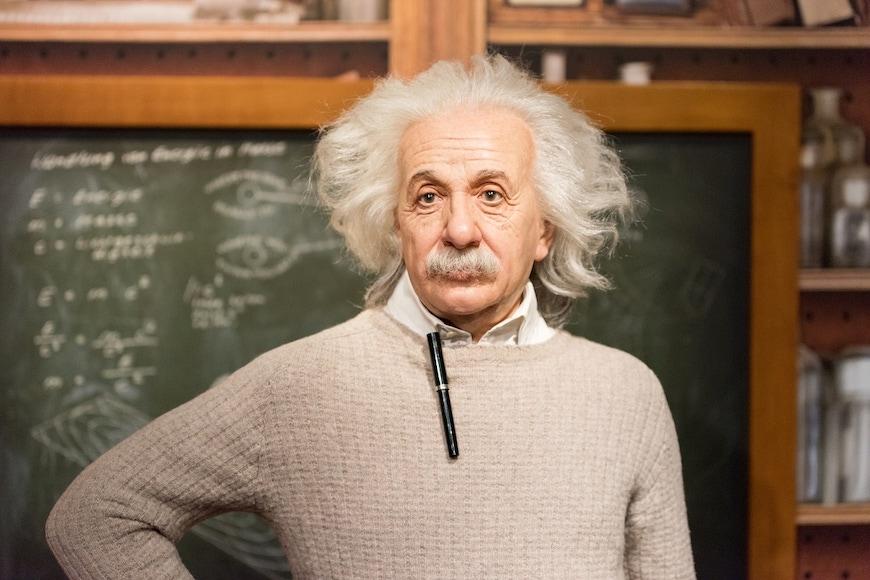 Einsteinov rukopis vezan uz opću teoriju relativnosti na aukciji