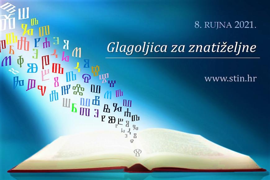 Besplatna knjižica o glagoljici povodom Međunarodnoga dana pismenosti