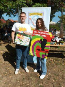 Luka Marinković i Natalie Rambousek autori pobjedničkog plakata