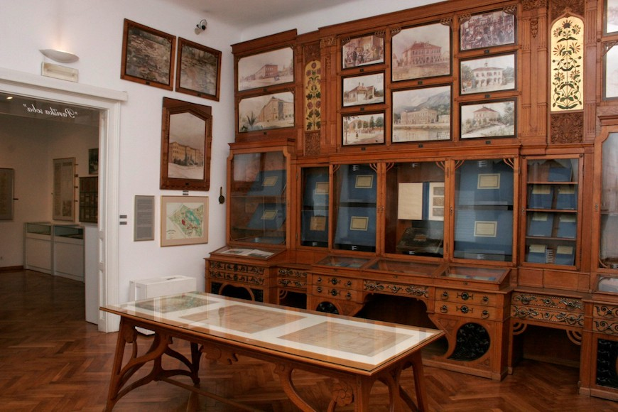Pariška soba – biser Hrvatskog školskog muzeja u MSU