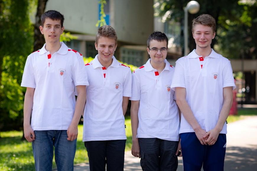 Dva zlata, srebro i četiri bronce za izvrsne mlade hrvatske informatičare
