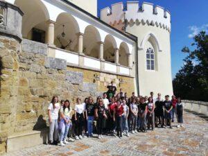 Posjet dvorcu Trakošćan