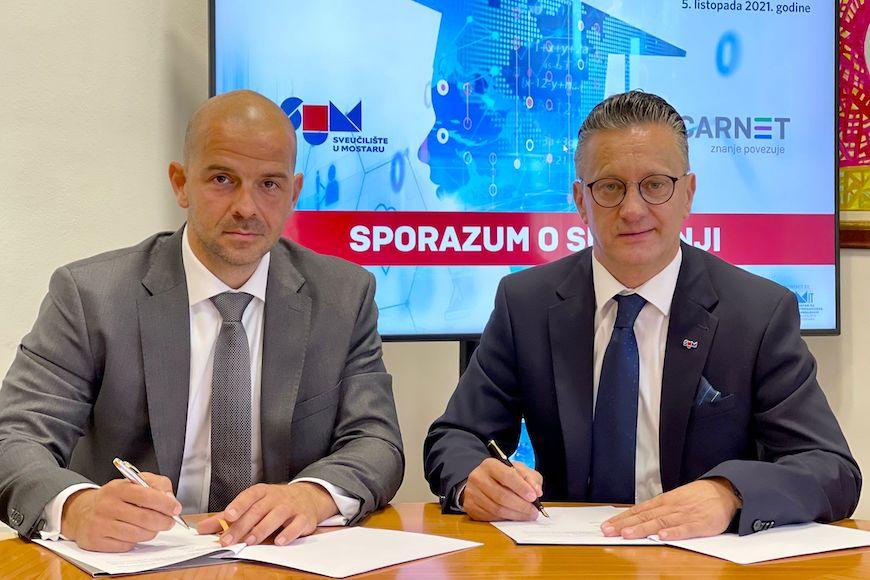 Potpisan Sporazum o suradnji sa Sveučilištem u Mostaru