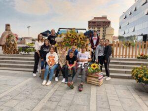 Učenici 2.C razreda na Sajmu Tjedna cjeloživotnog učenja u Vukovaru